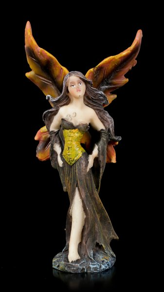 Little Fairy Figurine - Autumn