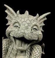 Garden Figurine - Dragon Laughy