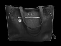 Faux Leather Bag - Skulls N'Roses