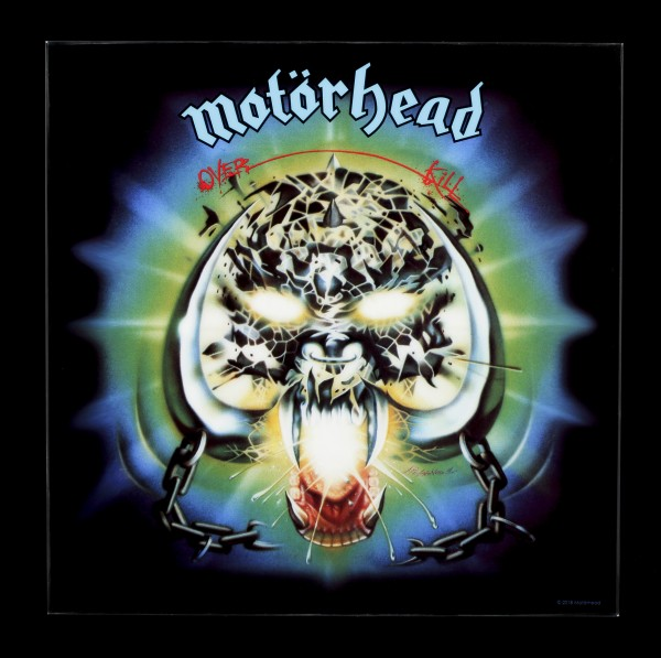 Motörhead Crystal Clear Picture - Overkill