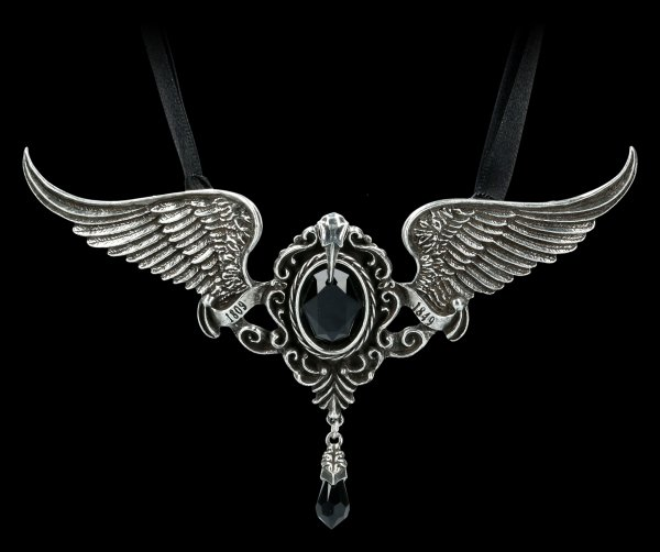 Alchemy Gothic Necklace - My Soul From The Shadow