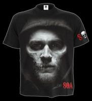 Jax Skull - Sons of Anarchy T-Shirt