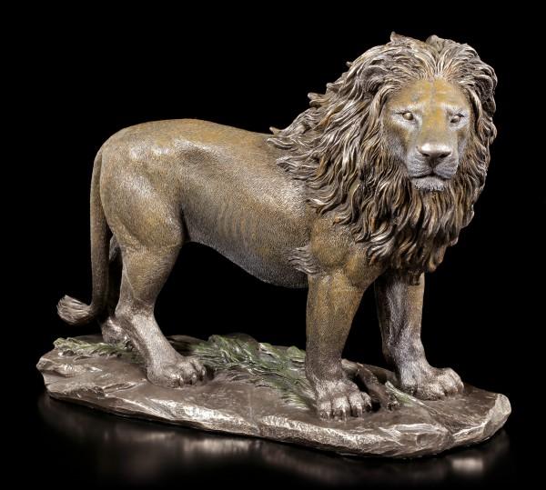 Löwen Figur - König des Dschungels