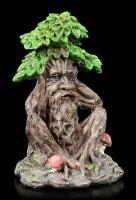 Greenman Figurines - No Evil