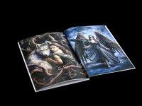 Fantasy Artwork Colouring Book - Anne Stokes