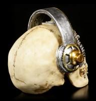 Steampunk Skull - Techno Talk large