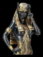 Ägyptische Schönheit - Bastet bemalt