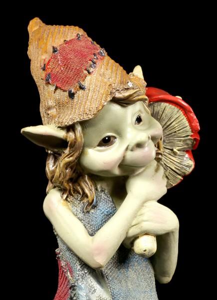 Pixie Figuren - Pilze sind toll - 4er Set