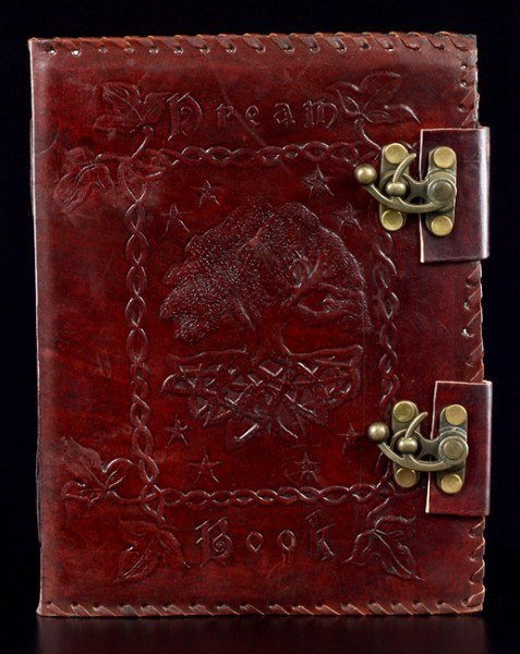 Small Dream Book - Leather