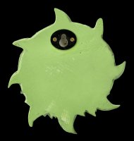 Wall Plaque Greenman - Solstice by David Lawrence