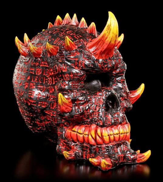 Totenkopf - Teufel Zyklop aus der Hölle