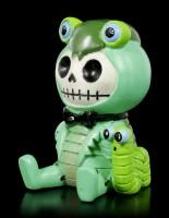 Furry Bones Figur - Raupe Manny
