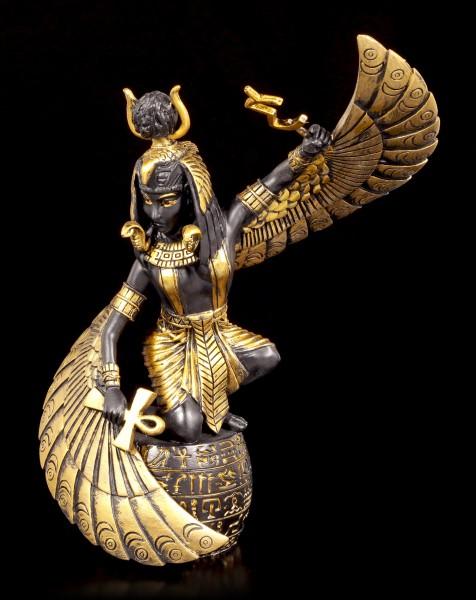Isis Figur - Ägyptische Kriegerin