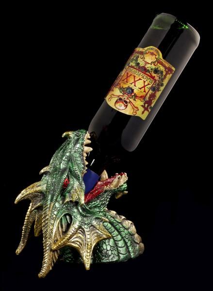 Drachen Flaschenhalter - Alles auf einmal