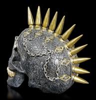 Totenkopf mit drittem Auge - Eye Opener