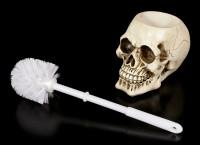 Skull Toilet Brush