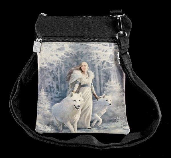 Small Shoulder Bag - Winter Guardians