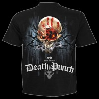 5FDP Game Over - Five Finger Death Punch T-Shirt