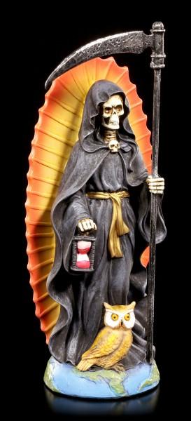 Vorschau: Reaper Figur - Santa Muerte - schwarz