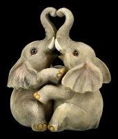Elefanten Figuren Set - Elephant Embrace