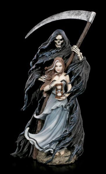 Anne Stokes Figur - Summon The Reaper