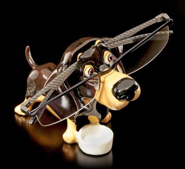 Hunde Brillenhalter - Dackel - Opti Paws
