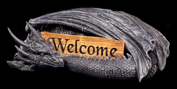 Dragon Figurine - Welcome