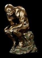 Der Denker - nach Auguste Rodin - Statue groß