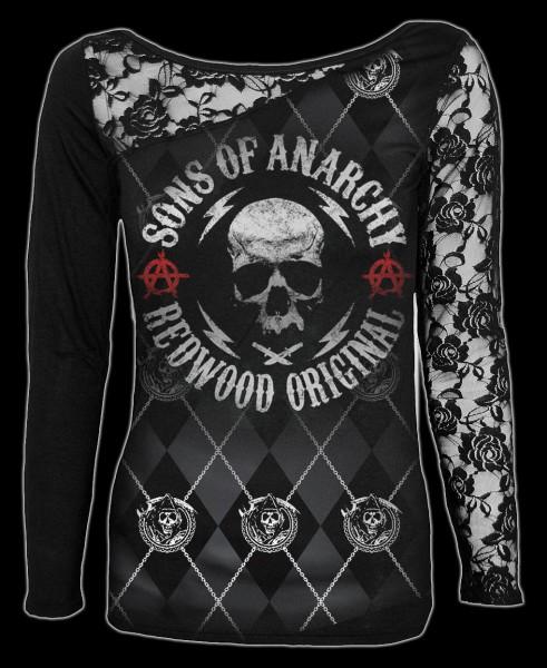 Redwood Original - Sons of Anarchy Women's Longsleeve