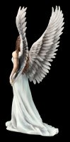 Spirit Guide - White Angel with Key