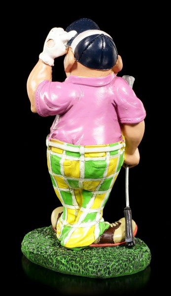 Golf Player Figurine - Fore!