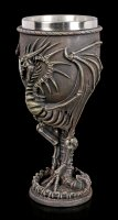 Drachen Kelch - Fossilised Goblet