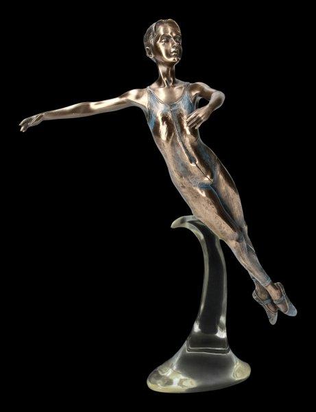 Ballerino Figurine - Elevation