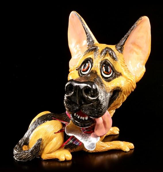 Hunde Figur - Schäferhund Argo - Little Paws