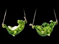 Süße Drachen Figuren - Faulenzen