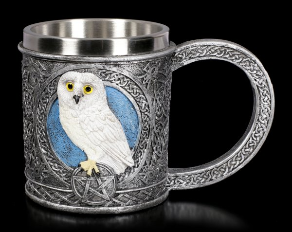 Fantasy Tankard - Night Owl