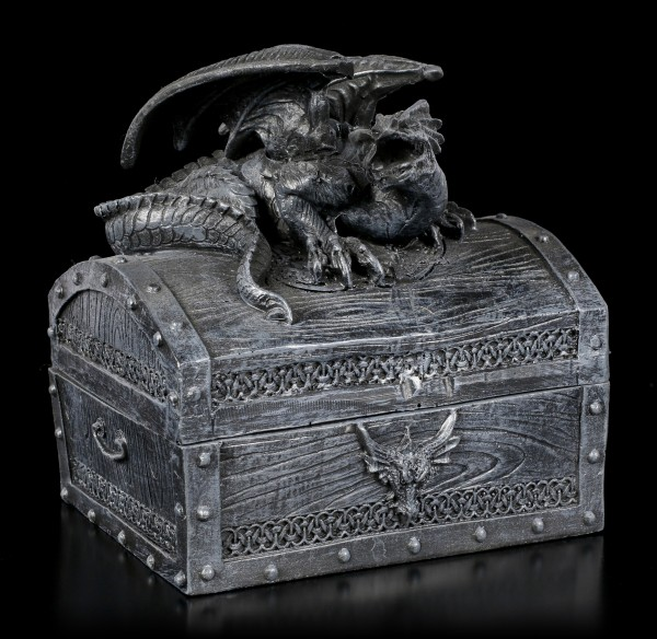 Dragon Box - Enigmatically Secrets