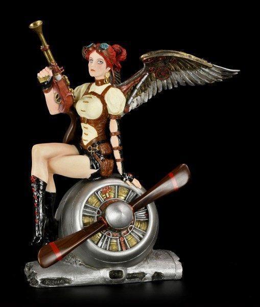Steampunk Figur - Lady Fedelia