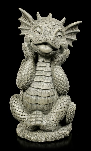 Garden Figurine - Dragon Sweety