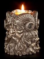 Tealight Holder - Horned God