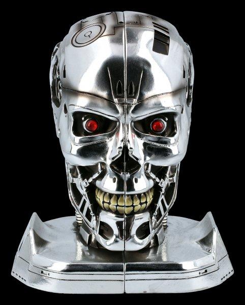 Buchstützen - T-800 Terminator 2