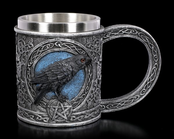 Fantasy Tankard - Night Raven