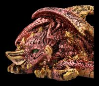 Rote Drachenfigur - Aaden