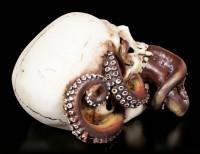 Totenkopf - Kraken Schädel