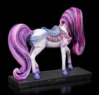 Unicorn Figurine - Glimmer Rose
