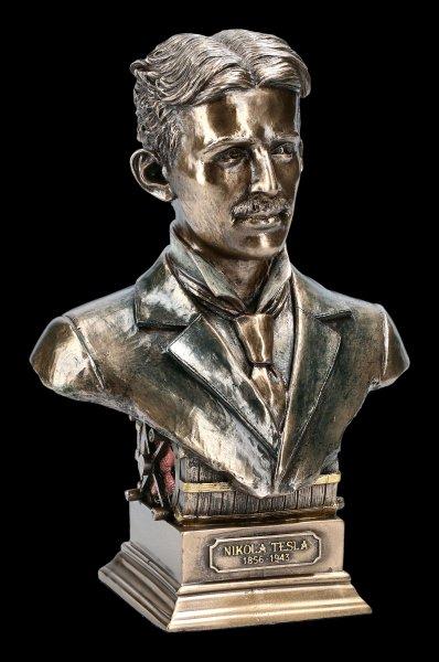 Bust - Nikola Tesla