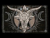 Fantasy Doormat - Baphomet