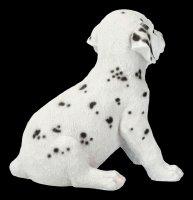 Garden Figurine - Dalmatian Puppy