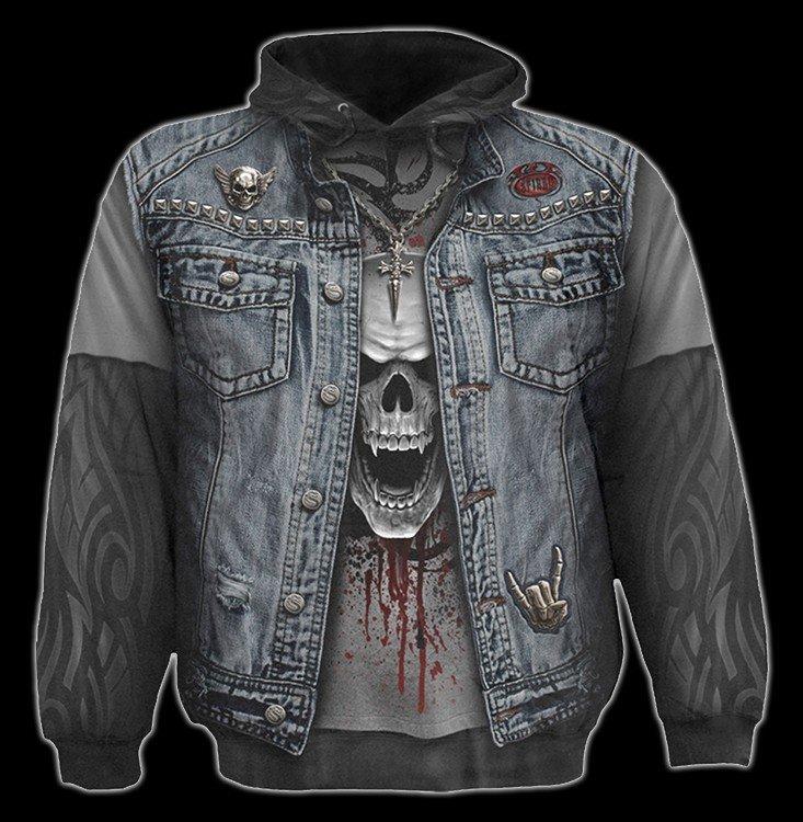 Thrash Metal - Hoodie