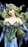 Elfen Figur - Anra mit Einhorn